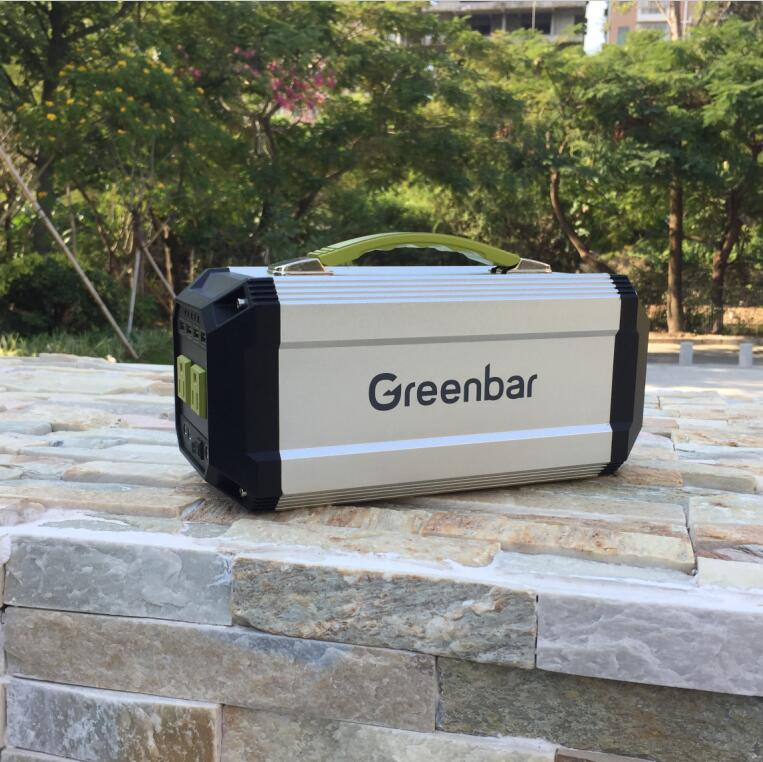quality photovoltaic/solar generator power system portable 220v battery power station with fast delivery