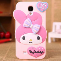 alibaba china supplier mobile phone accessory custom silicone case for samsung galaxy s3 mini i8190