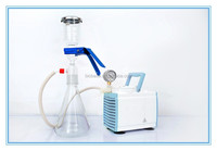 Laboratory use Solvent filter/Solvent filtration apparatus/vacuum filtration apparatus