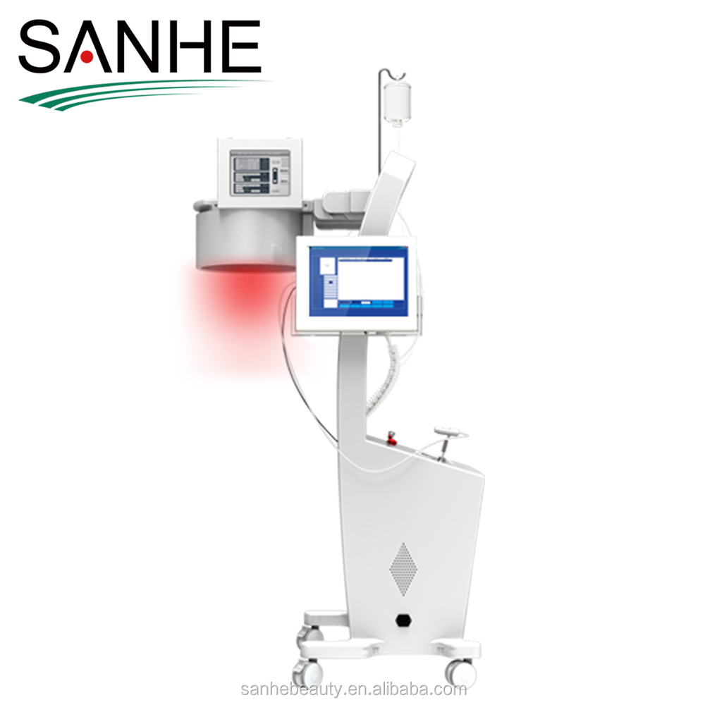 Sanhe Best selling products laser hair regrowth machine / hair transplantation device / laser hair cap