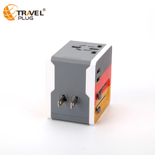 Manufacturer promotional/cheap electronic gadget gifts,VIP item gift of travel adapter