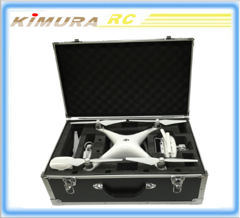 Aluminum Case For DJI Phantom 4 rc drone quadcopter and accessories