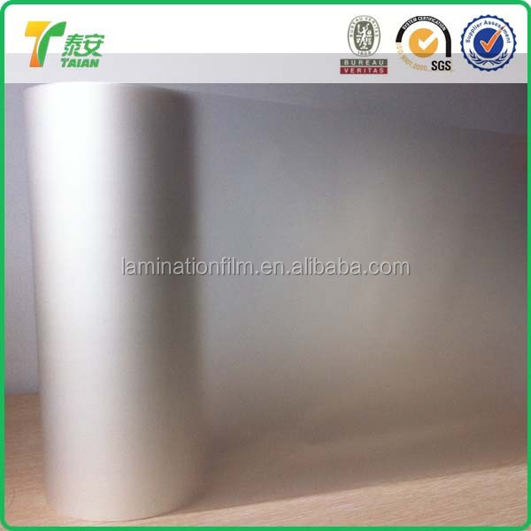 high quality 20 MICRONS BOPP Film For Printing & Package
