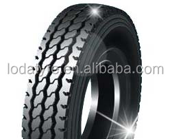 Loda brand Radial hifly truck tyre factory