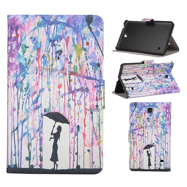 Bumper Voltage PU Colorful Pattern Tablet Case 10.1 inch For Samsung Galaxy Tab 3