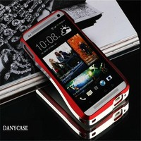 High Quality Case Cover For htc one m7, Newest Arrival Aluminum Cases For htc Cover