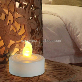 Best sales electronic battery operated mini led tealight candle