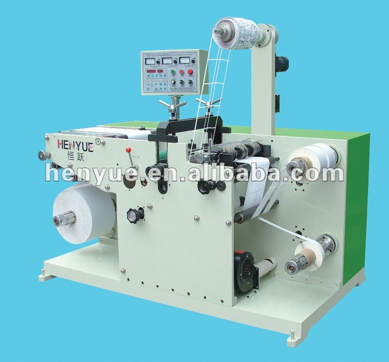 FQ-320Y Rotray cutting machine with one slitting station
