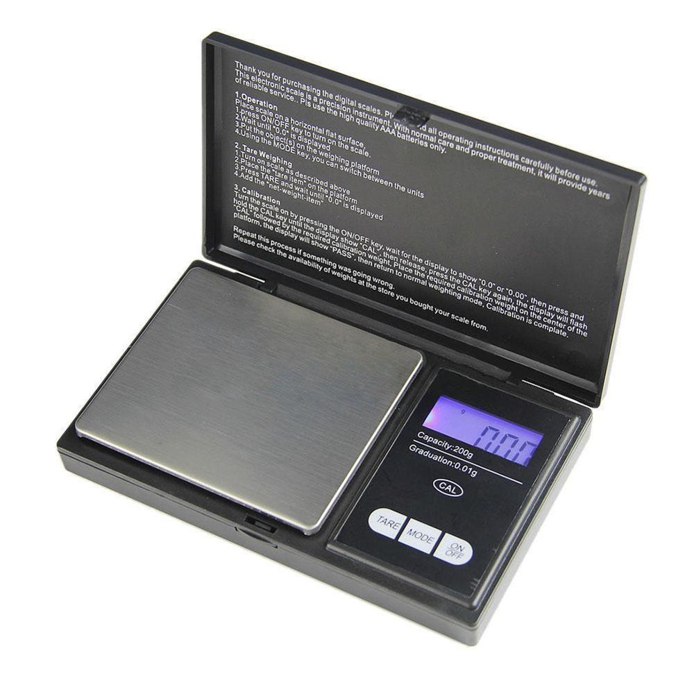 500g X 0.01g iphone design Digital pocket Scale Gram high Precision diamond jewelry weighing Scale for Jewelry weight
