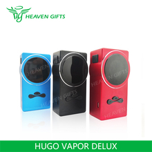 1.33 inch Full Color IPS Screen HugoVapor vapour e cig Hugo Vapor Delux 220W TC Box MOD