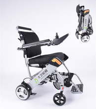 Physical Therapy equipment Folding power electric wheelchair For Disabled Persons