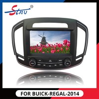 2 din android gps navigation car dvd player for Buick Regal New 2014
