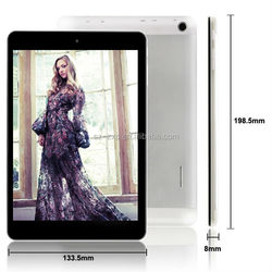 America hot selling tab 8 inch MTK 8312 dual core 3G phone phablet 1GB/8GB IPS 1024*768 cheap customer logo tablet