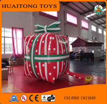 inflatable air merry christmas gift inflatable model for sale