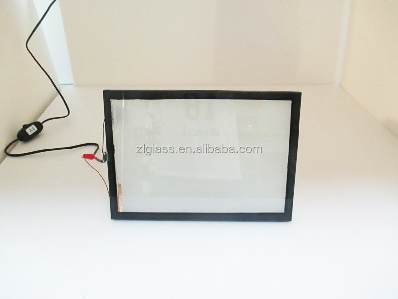 china factory supplyier superior switchable one-way transparent glass /PDLC smart glass film