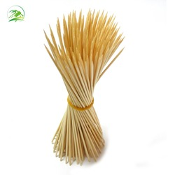 Original Bamboo Round Bamboo Sticks Skewers BBQ