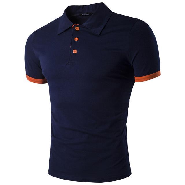 High quality oem office uniform design polo shirt