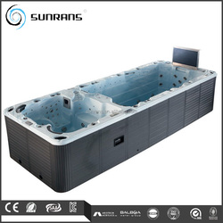 Distributors wanted Swim Spa hydrotherapy Dual Zone Swim Spa