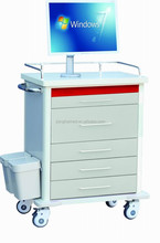 hospital medical mobile computer cart JH-YD21