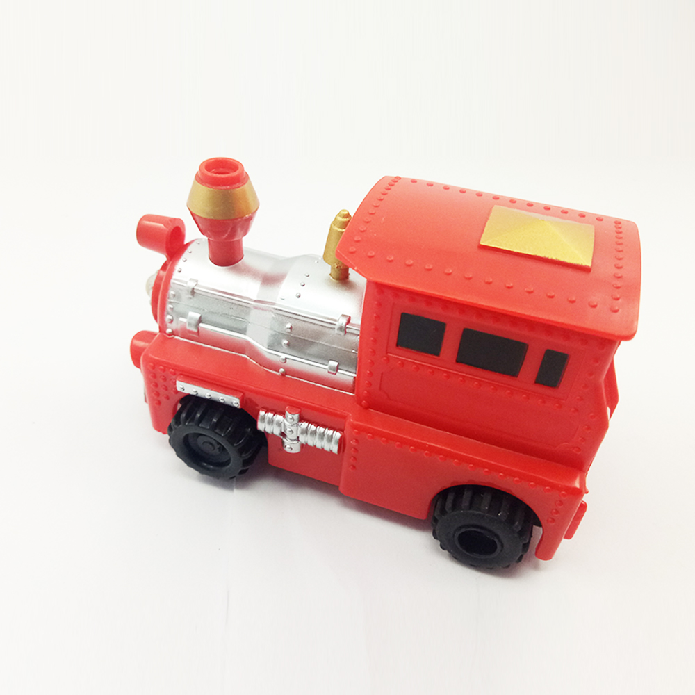 Magic novelty plastic Toy Vehicles Tank inductive car toys truck toys