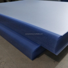 Matt Clear Rigid 450 Micro PVC Sheet Plastic for Screen Printing
