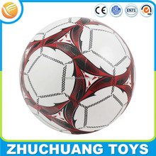 Mini promocional inflable juego suave pvc soccer ball
