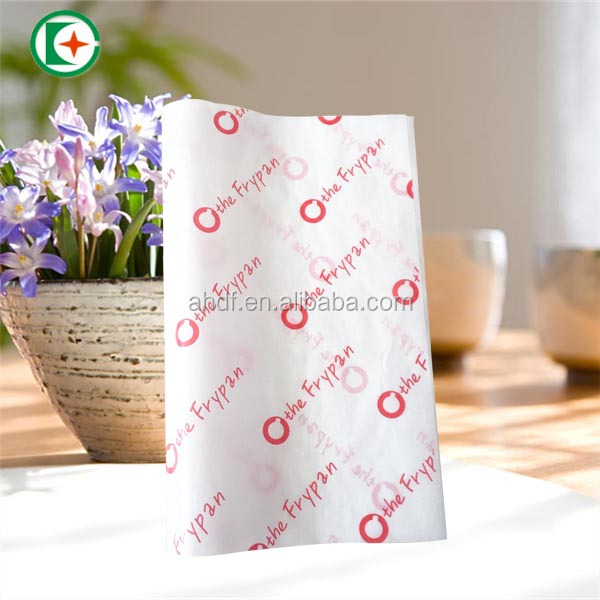Recycled paper bag for fast food packaging craft paper