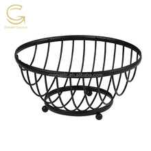 Stainless steel wire kitchen basket