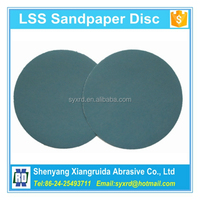 5 inch 125mm P320 to 3000 Grit Silicon Carbide Sanding Discs for Automotive Paint