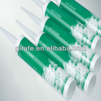 High quality made in china construction materials high temperature neutral silicon sealant