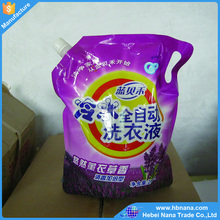 OEM High Quality Laundry detergent / High Perfum laundry liquid / Laundry Liquid Detergent low foam