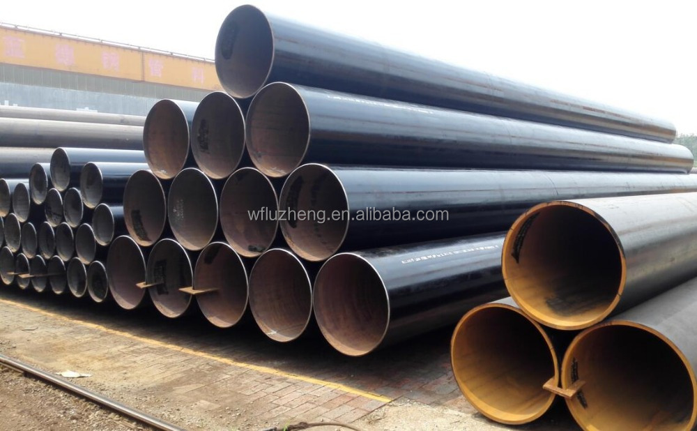 cement lined steel pipe, line pipe, LSAW steel pipe API 5L PSL2 X60 X65 X70