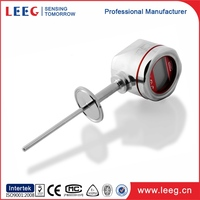 intrinsic safety high temperature thermocouple sensor probe type k