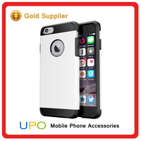 [UPO] Top Quality Slim Armor Case Soft TPU Hard PC Back Cover Phone Case for iphone 6