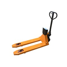 Weighing Scale Hydraulic Hand Pallet Truck