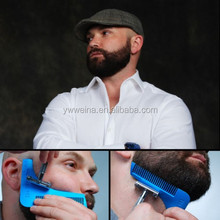 The Beard Bro-Beard Shaping Tool for Perfect Lines and Symmetry