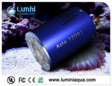 2013 Newest dimmable programmable full spectrum saltwater led aquarium tank light best for coral