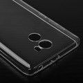 Clear Plastic Soft TPU Mobile Phone Case for Xiaomi Redmi 4 Prime / 4 Pro, Glossy transparent cover for redmi 4