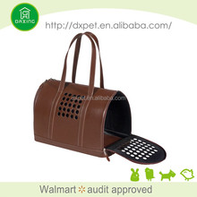 DXPB017 PVC Pet Carrier Travel Tote Hand bag for Dog Cat Small Animals