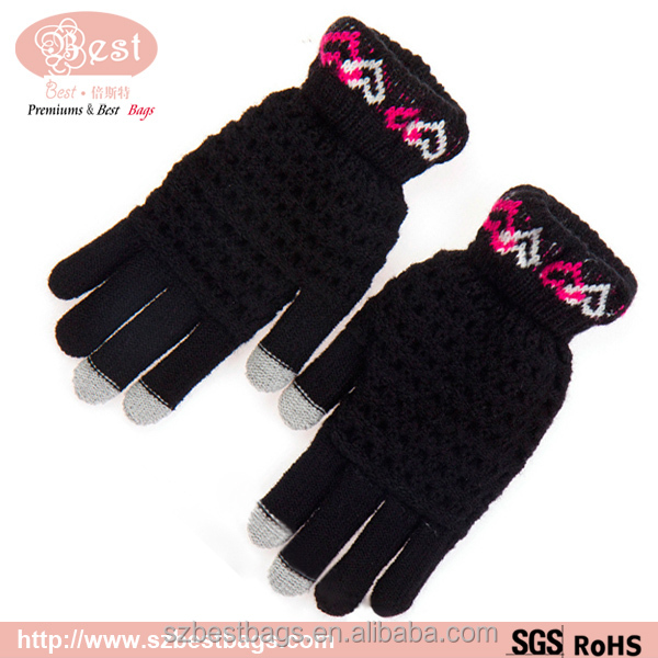 New style women Telefingers Gloves Touch Sreen Gloves Warm Winter Gloves