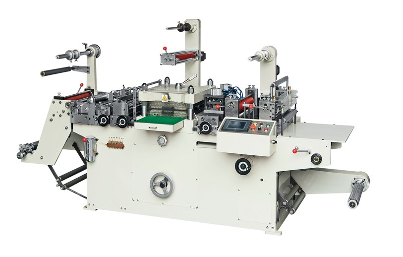Y-MQ-420 high quality automatic paper die cutting machine