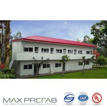 China Factory pre-fabricated house Luxury prefab Modular House