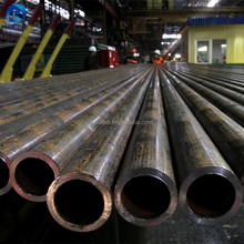 L80 seamless casing pipes and slottted steel tubing for oil transportation