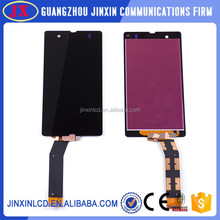 original new lcd touch screen For Sony Xperia Z L36h ,screen display for sony z replacement part