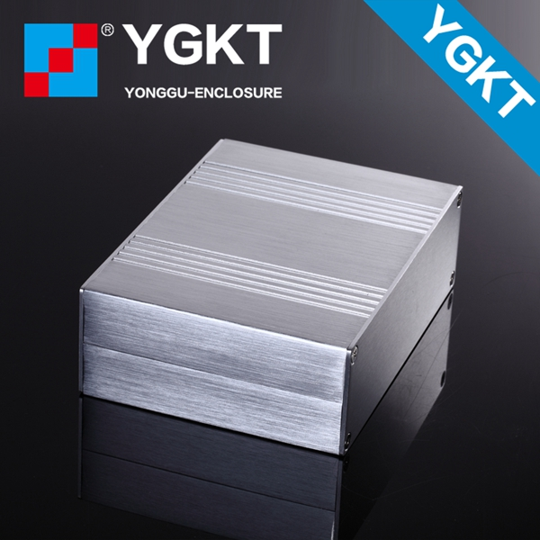 YGS-025 168*54*200mm Aluminum Shell/Case/Box/Housing/Profile Extrusion enclosure Power Controller Box for electronic