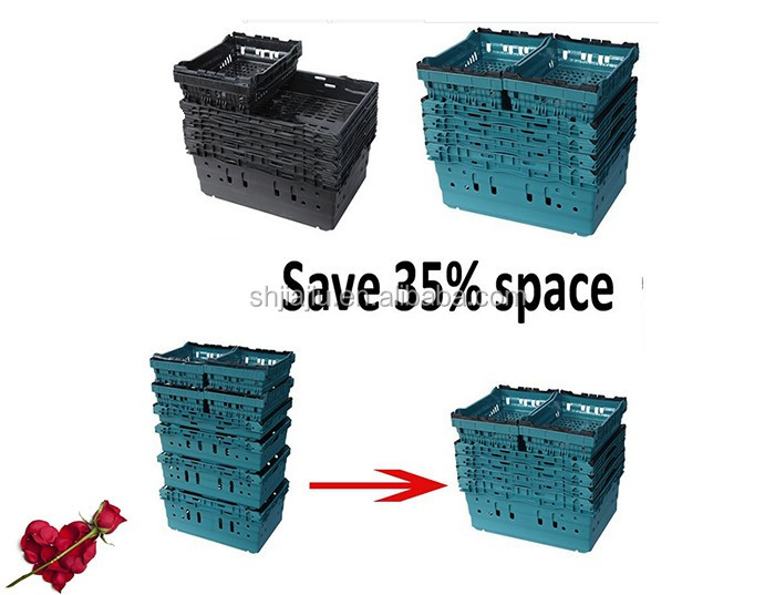 Trade assurance supplier plastic vegetable storage baskets