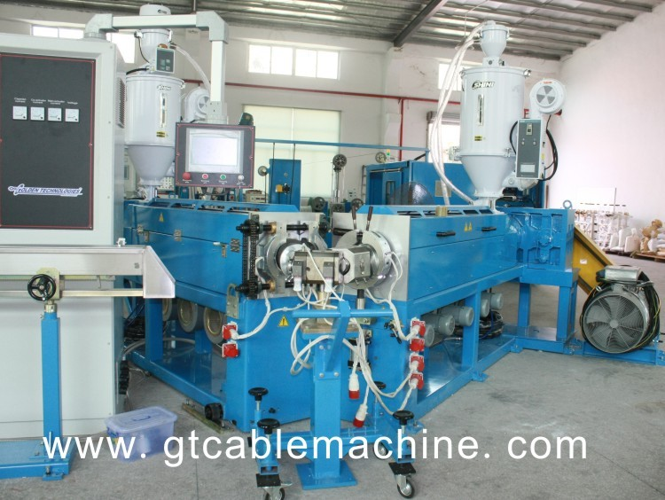 Electrical Wire Production Machine