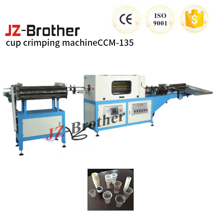 Most Disposable Automatic Plastic Cup Lid Making Machine