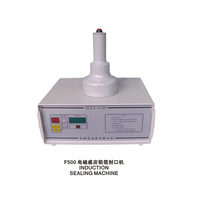 High quality continuous band sealer, hand held induction heat sealing machine