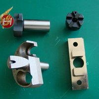 cnc machining motorcycle spare parts from china